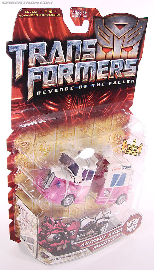 Transformers Revenge of the Fallen Skids (Ice Cream Truck) (Image #4 of 96)