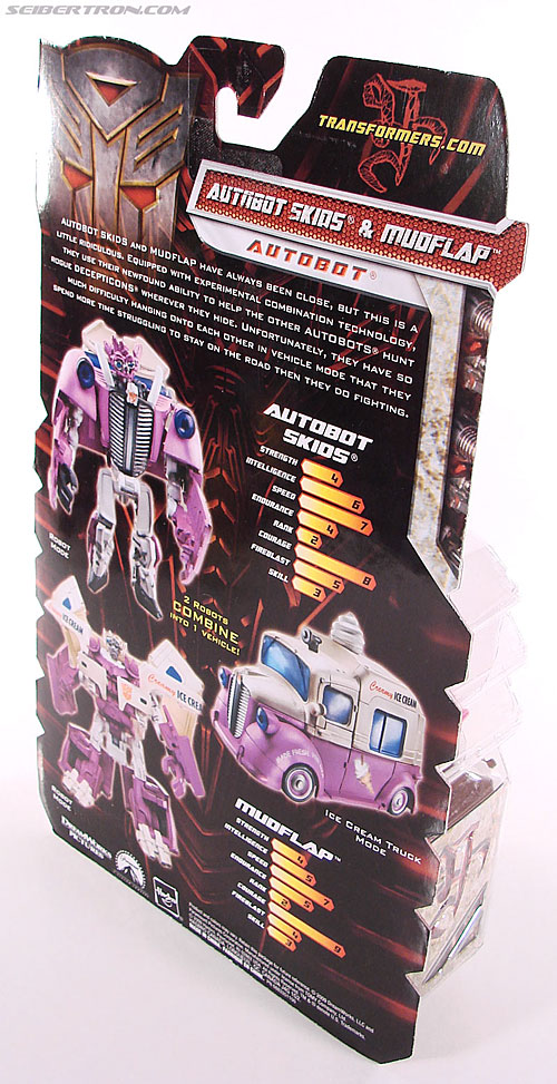 Transformers Revenge of the Fallen Skids (Ice Cream Truck) (Image #6 of 96)