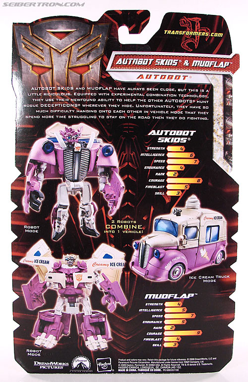 Transformers Revenge of the Fallen Skids (Ice Cream Truck) (Image #7 of 96)