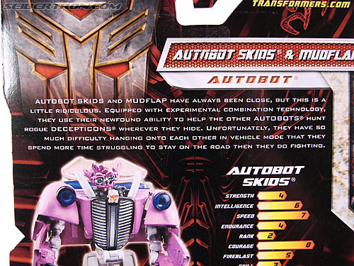 Transformers Revenge of the Fallen Skids (Ice Cream Truck) (Image #8 of 96)