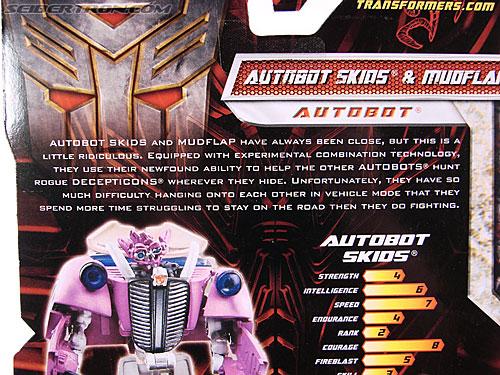 Transformers Revenge of the Fallen Skids (Ice Cream Truck) (Image #8 of 96)