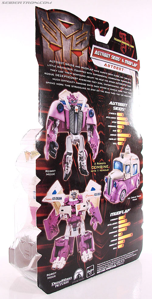 Transformers Revenge of the Fallen Skids (Ice Cream Truck) (Image #11 of 96)