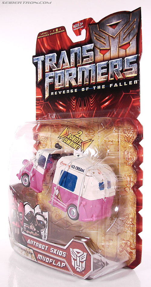 Transformers Revenge of the Fallen Skids (Ice Cream Truck) (Image #12 of 96)