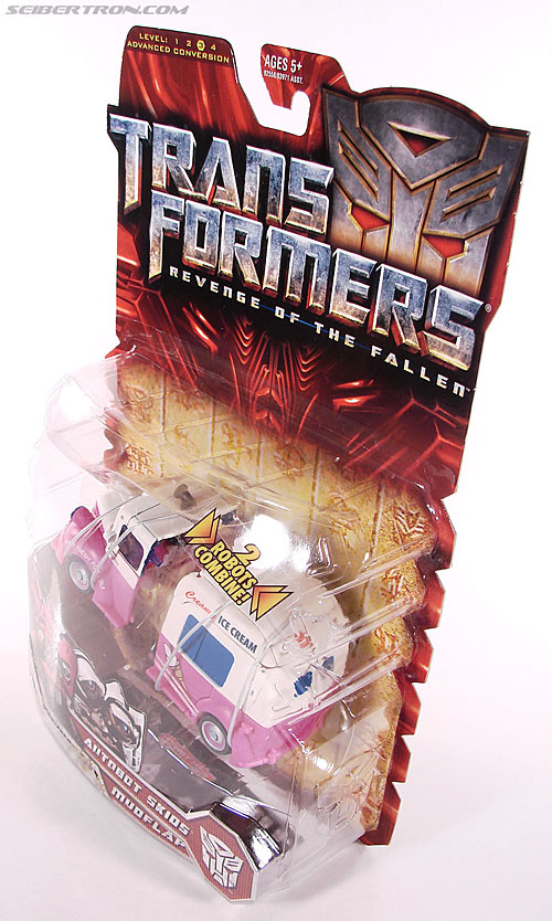 Transformers Revenge of the Fallen Skids (Ice Cream Truck) (Image #13 of 96)