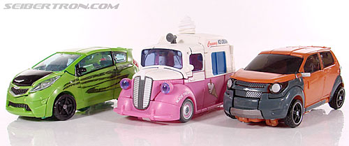 Transformers Revenge of the Fallen Skids (Ice Cream Truck) (Image #37 of 96)