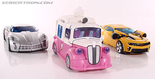 Transformers Revenge of the Fallen Skids (Ice Cream Truck) (Image #39 of 96)