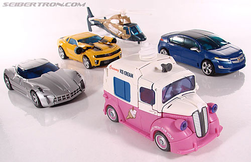 Transformers Revenge of the Fallen Skids (Ice Cream Truck) (Image #40 of 96)