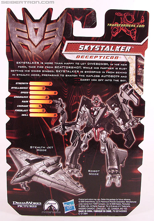 Transformers Revenge of the Fallen Skystalker (Image #5 of 158)