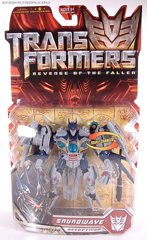 Transformers Revenge of the Fallen Soundwave (Image #1 of 125)