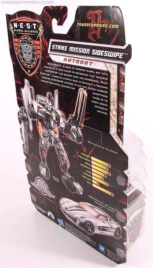 Transformers Revenge of the Fallen Strike Mission Sideswipe (Image #6 of 111)