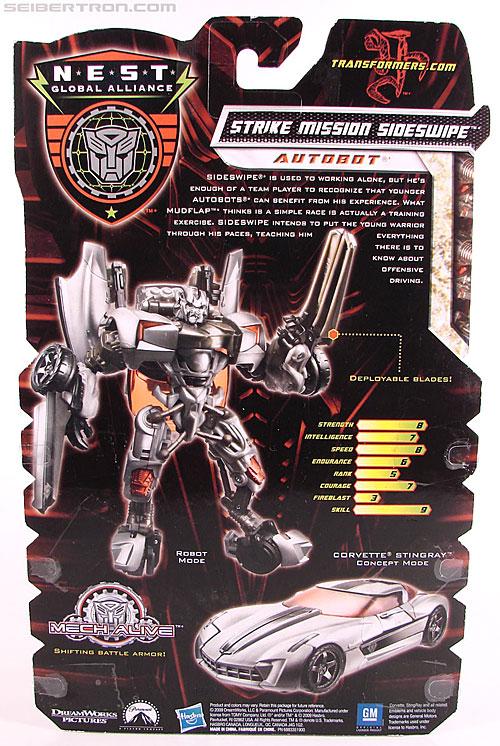Transformers Revenge of the Fallen Strike Mission Sideswipe (Image #7 of 111)