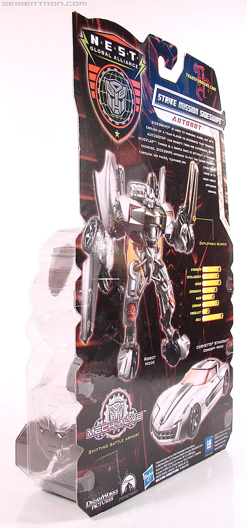 Transformers Revenge of the Fallen Strike Mission Sideswipe (Image #12 of 111)