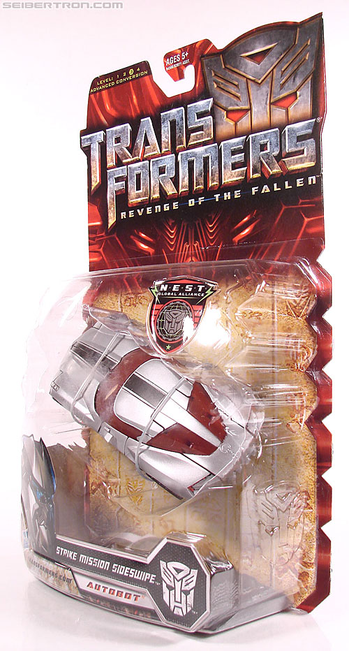 Transformers Revenge of the Fallen Strike Mission Sideswipe (Image #13 of 111)