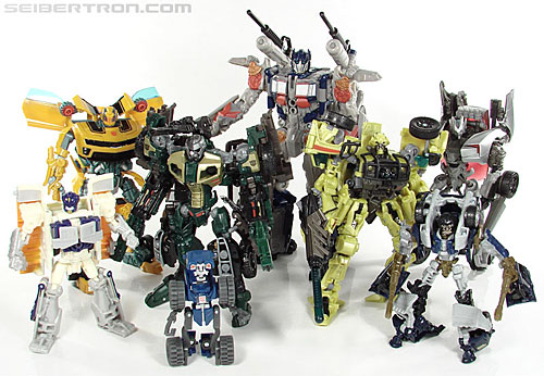 Transformers Revenge of the Fallen Strike Mission Sideswipe (Image #109 of 111)