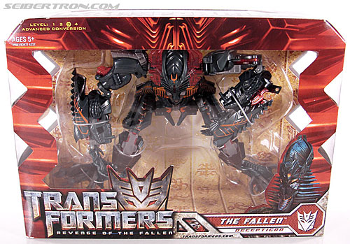 Transformers Revenge of the Fallen The Fallen (Image #1 of 131)
