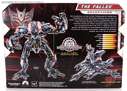 Transformers Revenge of the Fallen The Fallen (Image #7 of 131)