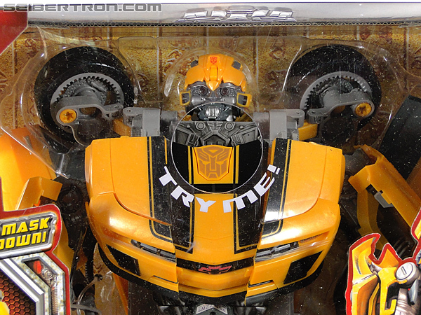 Transformers Revenge of the Fallen Ultimate Bumblebee Battle Charged (Image #2 of 149)