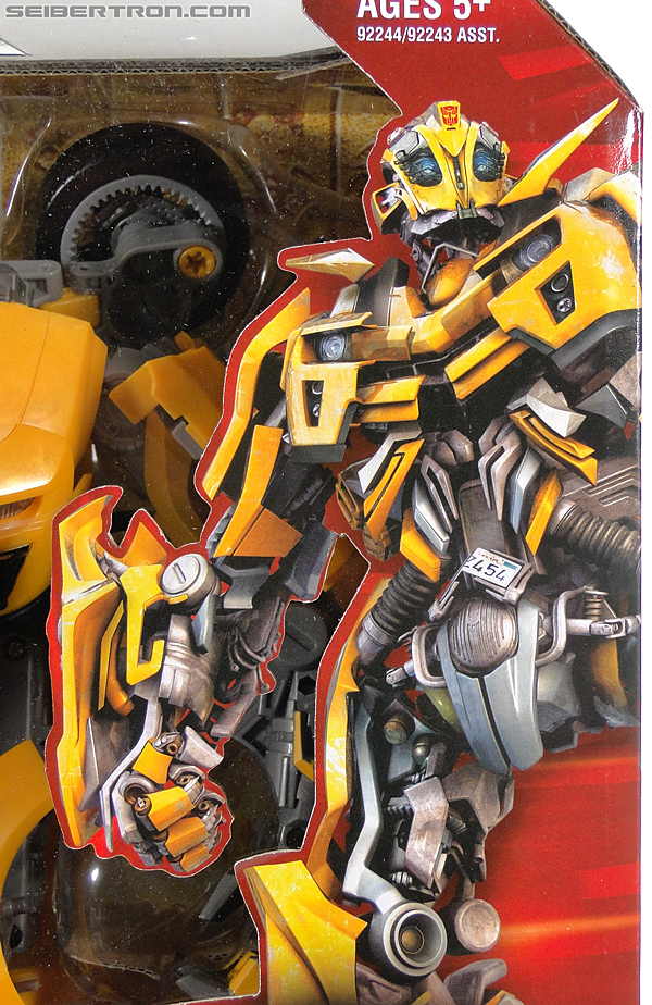 Transformers Revenge of the Fallen Ultimate Bumblebee Battle Charged (Image #3 of 149)
