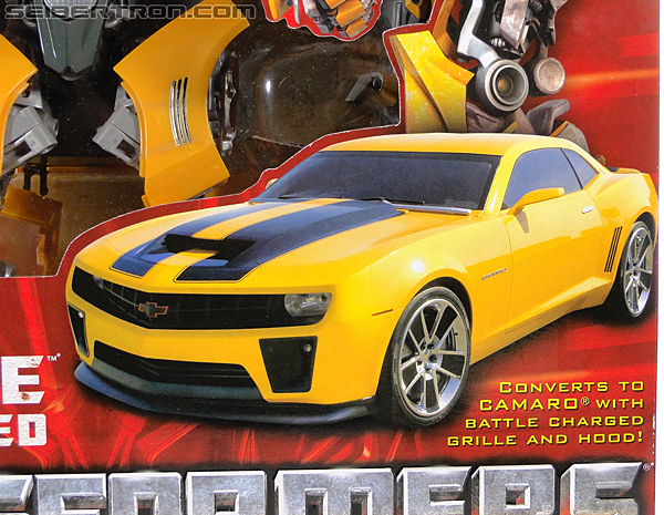 Transformers Revenge of the Fallen Ultimate Bumblebee Battle Charged (Image #5 of 149)