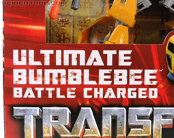 Ultimate Bumblebee Battle Charged -