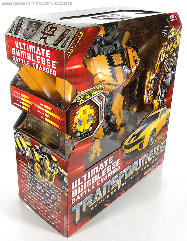 Transformers Revenge of the Fallen Ultimate Bumblebee Battle Charged (Image #9 of 149)