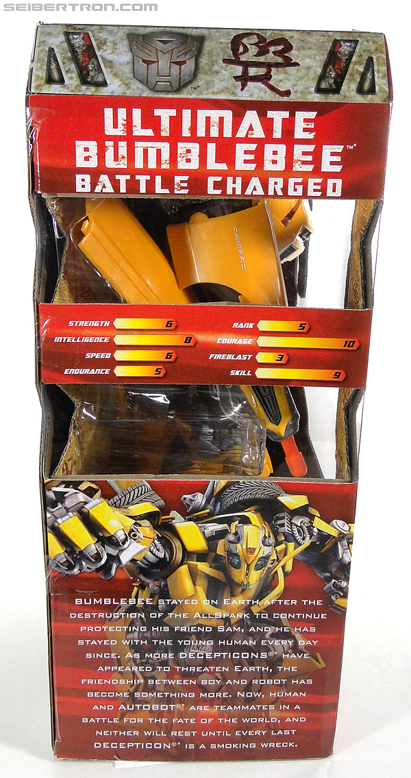 Transformers Revenge of the Fallen Ultimate Bumblebee Battle Charged (Image #10 of 149)