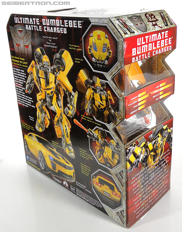 Transformers Revenge of the Fallen Ultimate Bumblebee Battle Charged (Image #12 of 149)