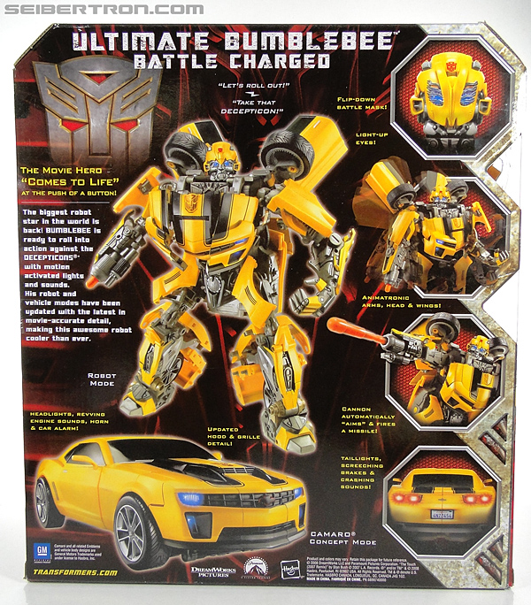 Transformers Revenge of the Fallen Ultimate Bumblebee Battle Charged (Image #13 of 149)