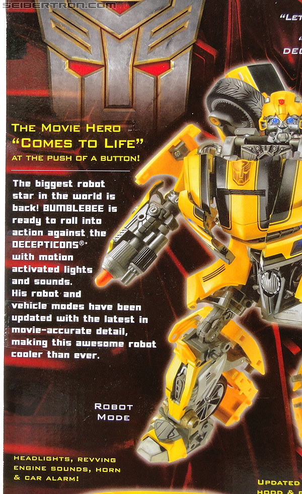 Transformers Revenge of the Fallen Ultimate Bumblebee Battle Charged (Image #14 of 149)