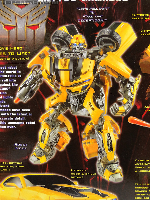 Transformers Revenge of the Fallen Ultimate Bumblebee Battle Charged (Image #16 of 149)