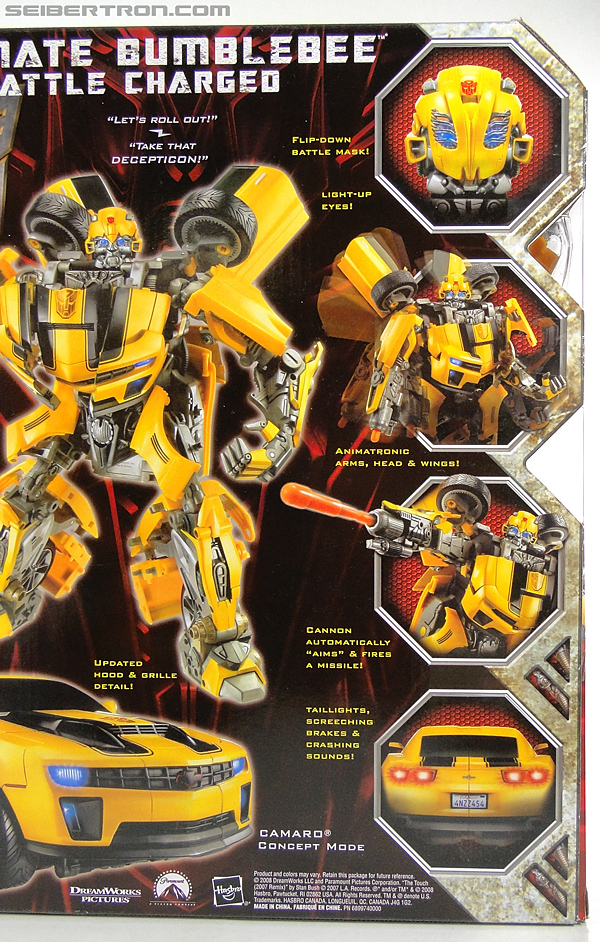 Transformers Revenge of the Fallen Ultimate Bumblebee Battle Charged (Image #17 of 149)
