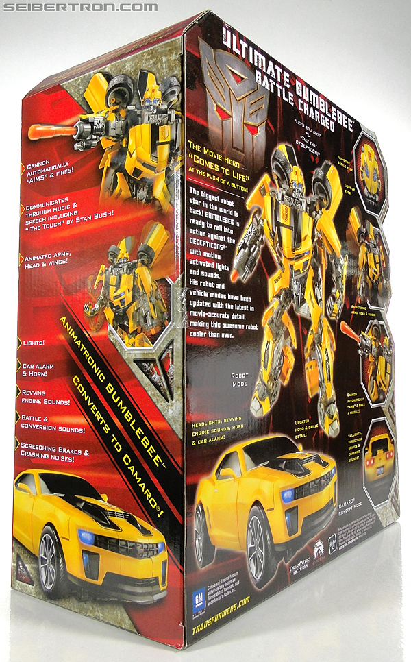 Transformers Revenge of the Fallen Ultimate Bumblebee Battle Charged (Image #18 of 149)