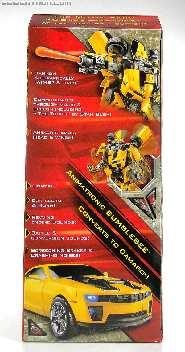Transformers Revenge of the Fallen Ultimate Bumblebee Battle Charged (Image #19 of 149)