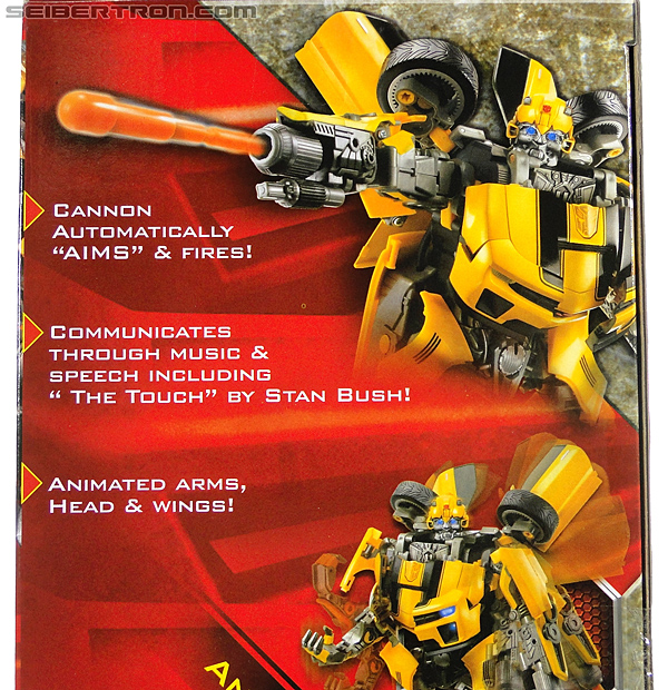Transformers Revenge of the Fallen Ultimate Bumblebee Battle Charged (Image #20 of 149)