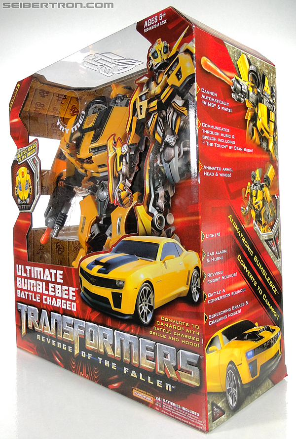 Transformers Revenge of the Fallen Ultimate Bumblebee Battle Charged (Image #22 of 149)