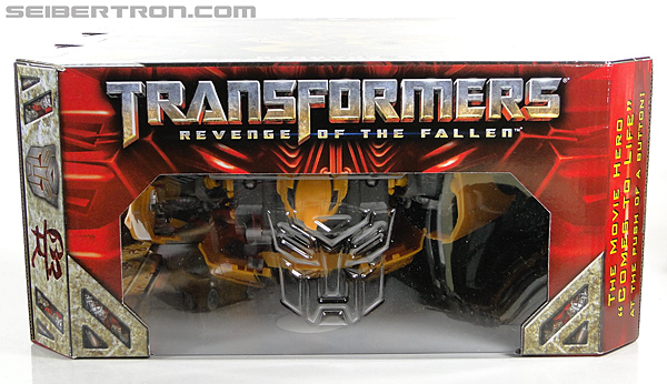 Transformers Revenge of the Fallen Ultimate Bumblebee Battle Charged (Image #24 of 149)