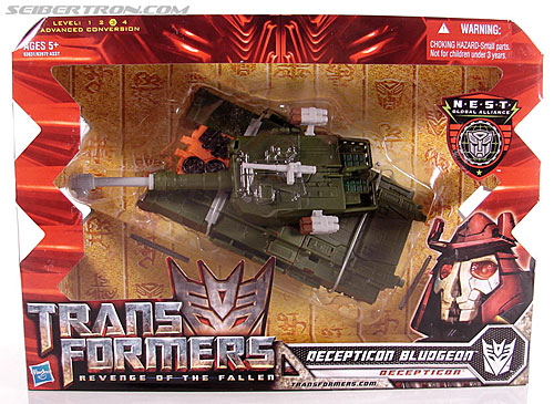 Transformers Revenge of the Fallen Bludgeon (Image #1 of 187)