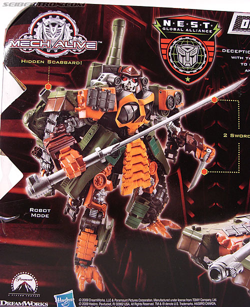 Transformers Revenge of the Fallen Bludgeon (Image #12 of 187)