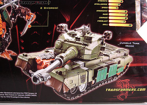 Transformers Revenge of the Fallen Bludgeon (Image #13 of 187)