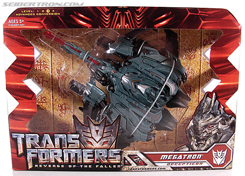 Transformers Revenge of the Fallen Megatron (Image #1 of 105)