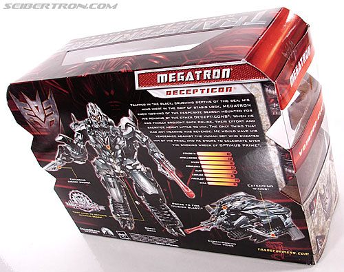 Transformers Revenge of the Fallen Megatron (Image #5 of 105)