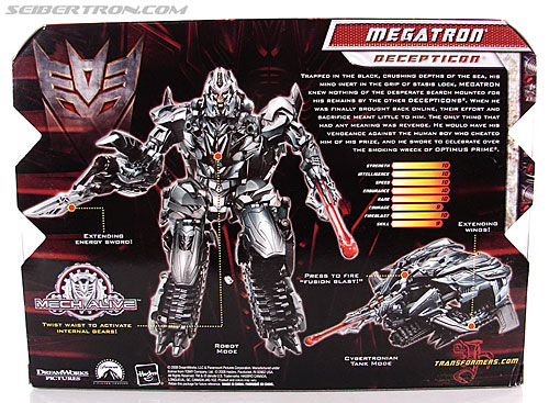Transformers Revenge of the Fallen Megatron (Image #6 of 105)