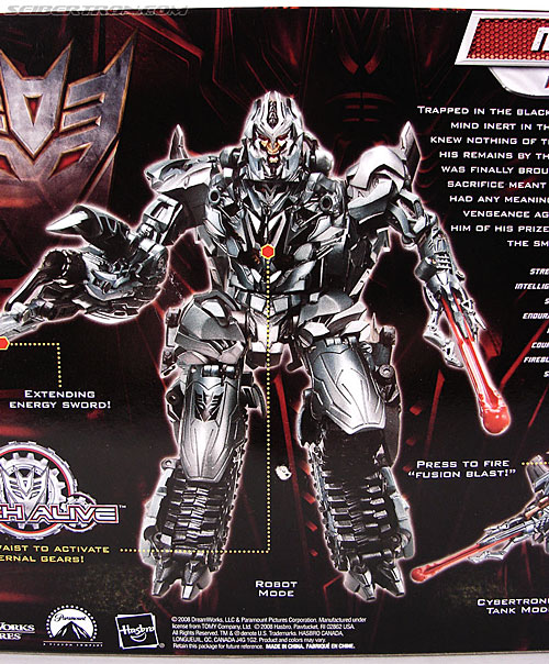 Transformers Revenge of the Fallen Megatron (Image #7 of 105)