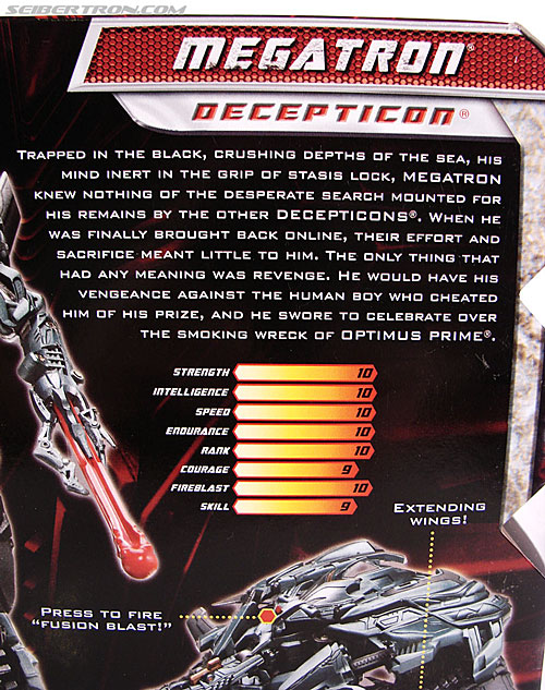 Transformers Revenge of the Fallen Megatron (Image #8 of 105)