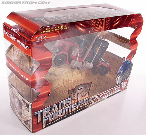Transformers Revenge of the Fallen Optimus Prime (Image #3 of 118)