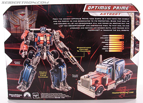 Transformers Revenge of the Fallen Optimus Prime (Image #6 of 118)