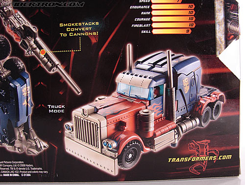 Transformers Revenge of the Fallen Optimus Prime (Image #8 of 118)