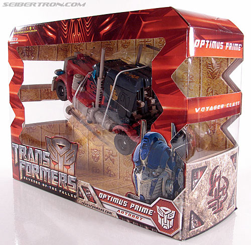 Transformers Revenge of the Fallen Optimus Prime (Image #11 of 118)