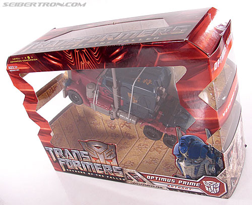 Transformers Revenge of the Fallen Optimus Prime (Image #12 of 118)