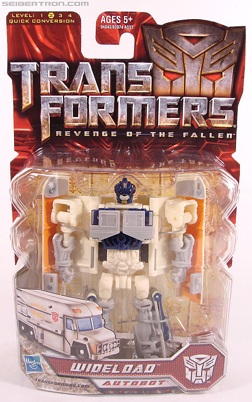 Transformers Revenge of the Fallen Wideload (Image #1 of 96)